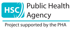 This project is support by the Public Health Agency logo