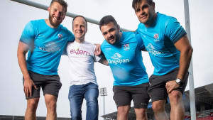 Our Partnership with Ulster Rugby