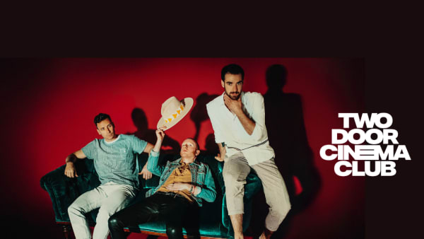 Two Door Cinema Club release charity single for Extern