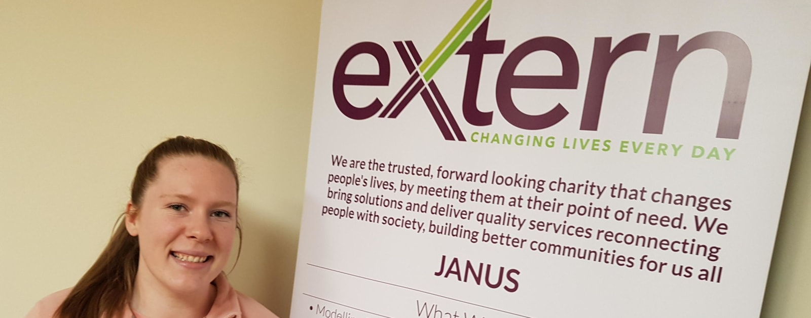 What would you say to anyone thinking about working with Extern?