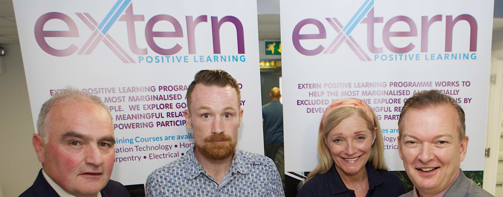 Extern to roll out new Positive Learning cross-border project in North-West region