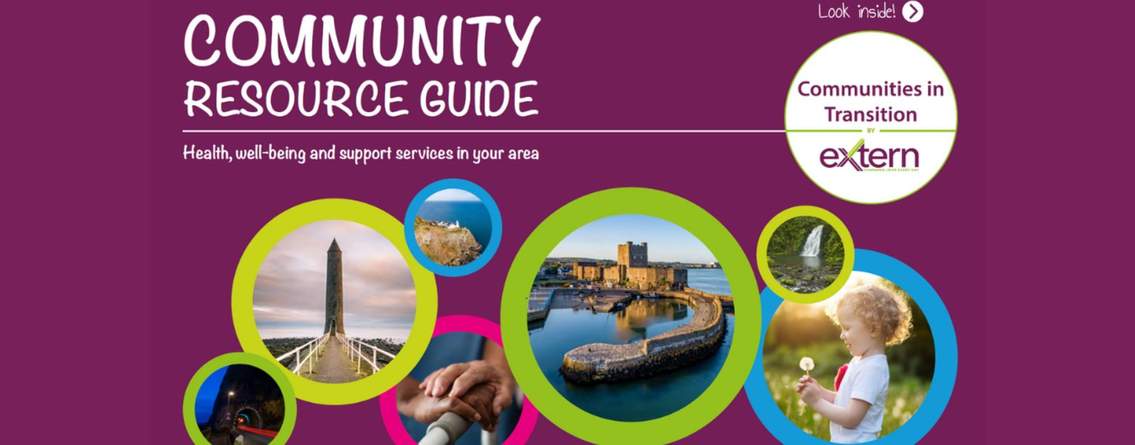 Extern launches community directory to tackle impact of lockdown on mental and physical wellbeing in East Antrim