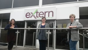 Extern Practice Development team award