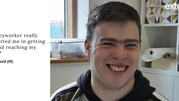 Meet Jamie, who tells us what makes Extern so special?