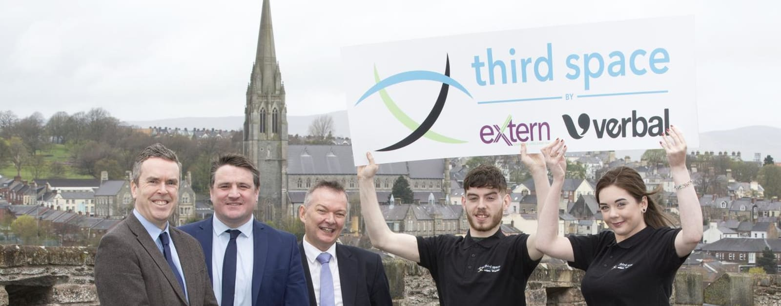 Extern and Verbal celebrate launch of new Third Space project