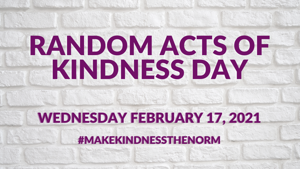 Small acts of kindness you can do for Random Acts of Kindness Day