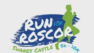 Welcome to our Vlog from Run for Roscor